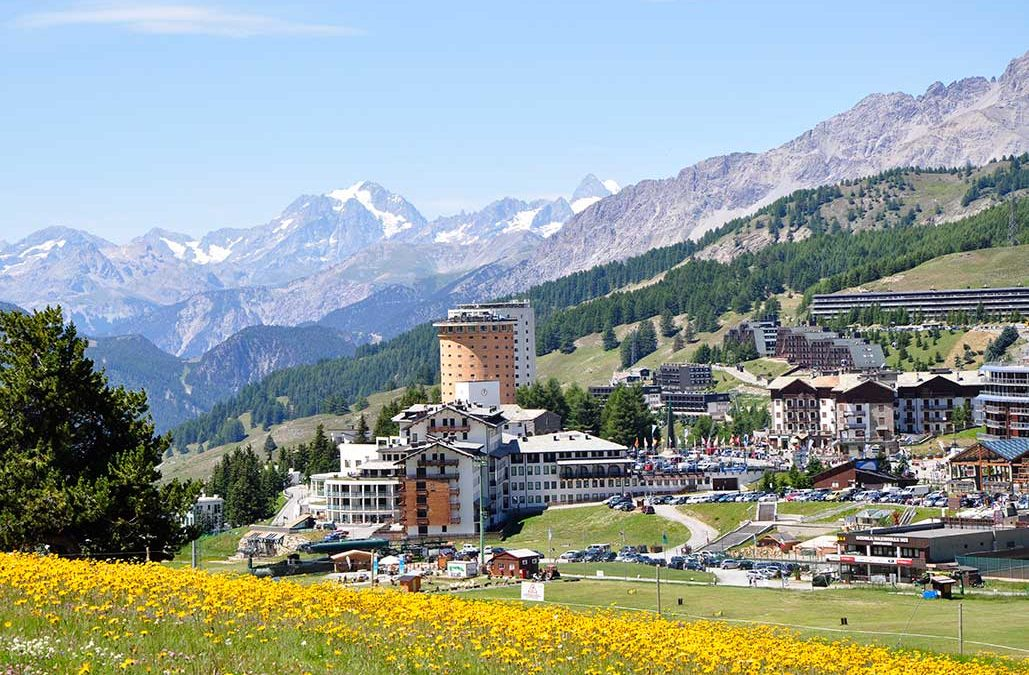 SUMMER CAMP SESTRIERE 2019